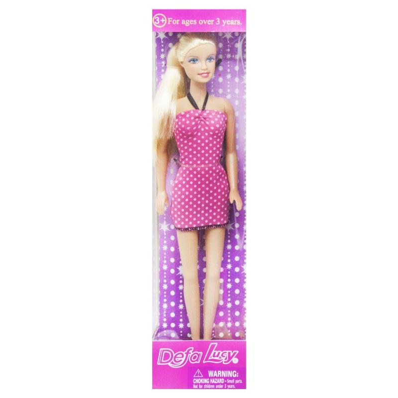 """Кукла """"Defa Lucy"""", в малиновом 8258 купить в магазине """"Пустун"""""""