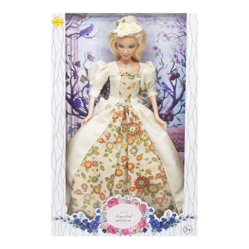 """Кукла """"Герцогиня"""", в бежевом 8402 купить в магазине """"Пустун"""""""