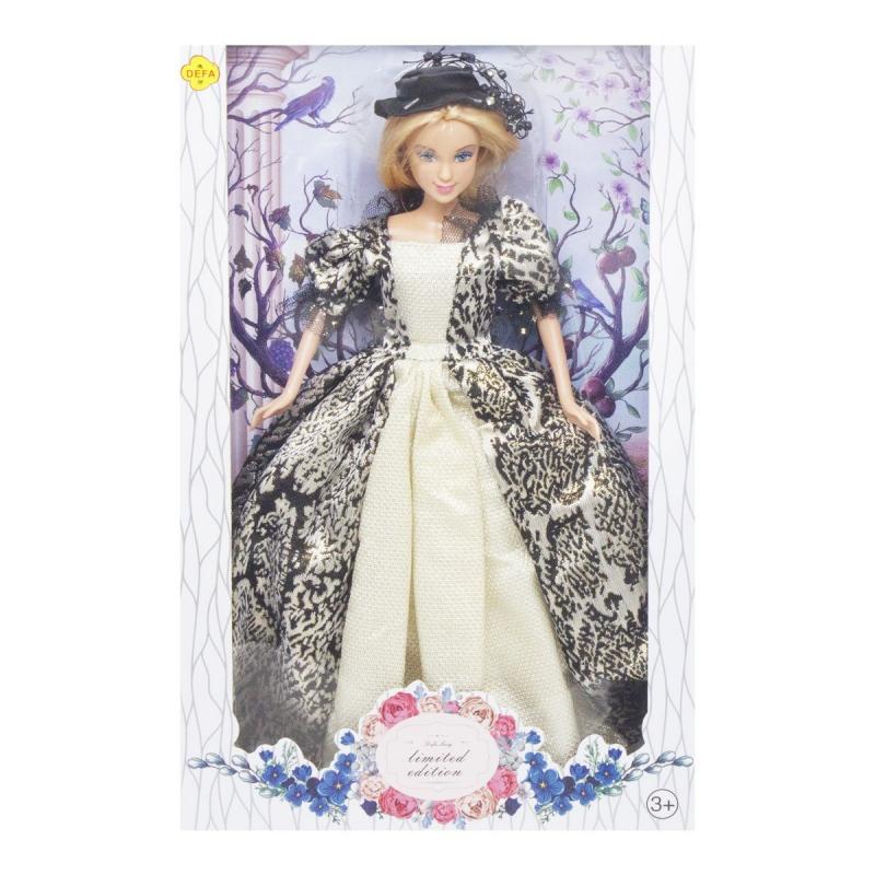 """Кукла """"Герцогиня"""", в чорном 8402 купить в магазине """"Пустун"""""""
