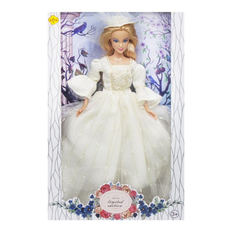 """Кукла """"Герцогиня"""", в белом 8402 купить в магазине """"Пустун"""""""