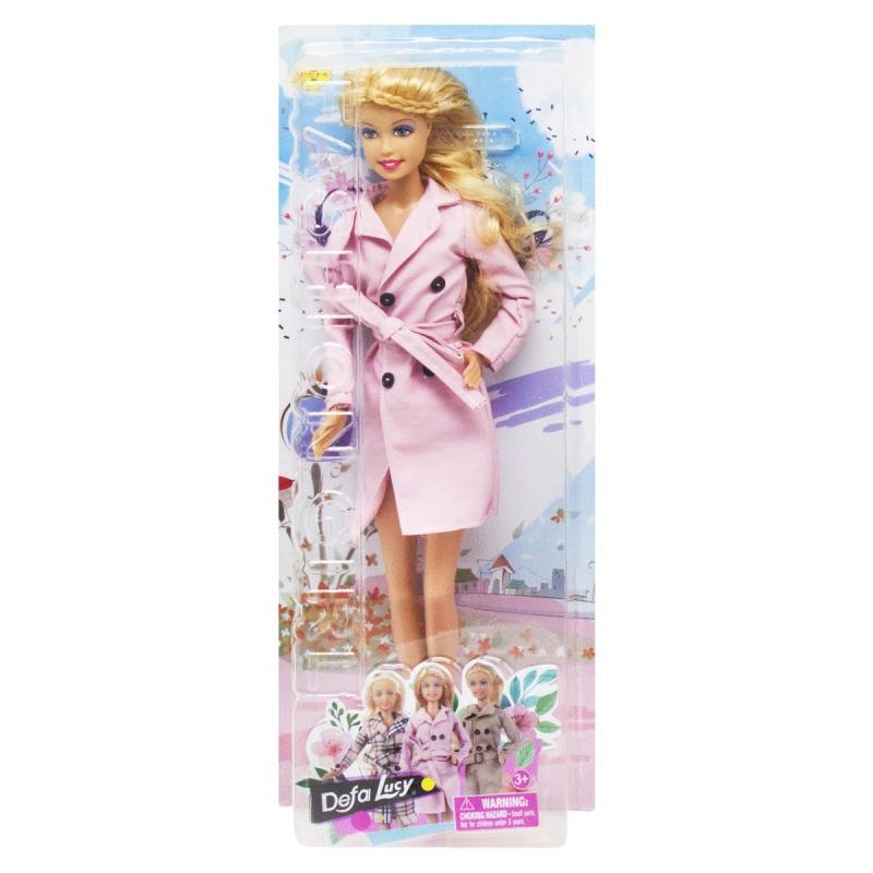 """Кукла """"Defa: Hello Spring"""", розовый 8425 купить в магазине """"Пустун"""""""