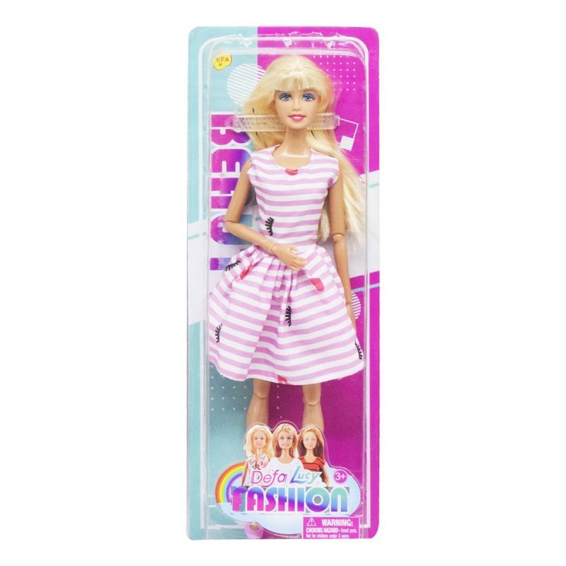 """Кукла """"Defa Lucy"""", в розовом 8406 купить в магазине """"Пустун"""""""