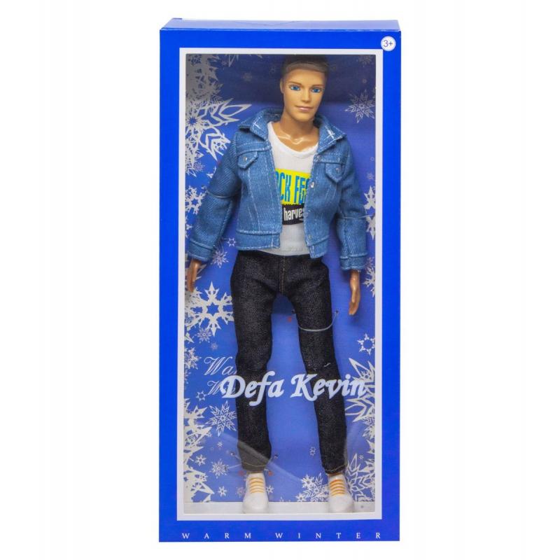 """Кукла Defa Kevin весенний образ купить в магазине """"Пустун"""""""
