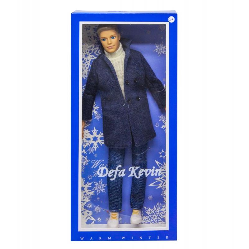 """Кукла Defa Kevin, осенний образ купить в магазине """"Пустун"""""""