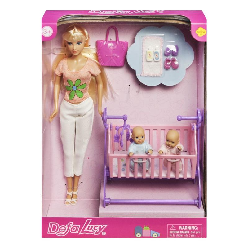 """Кукла Defa. Мама вид 1 купить в магазине """"Пустун"""""""
