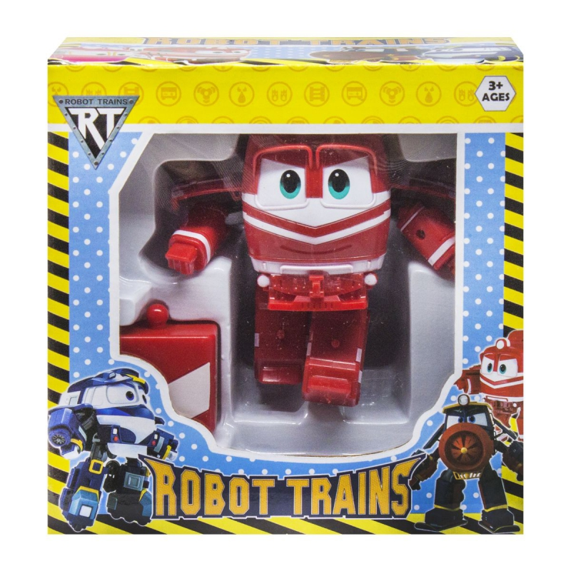 """Трансформер """"Robot Trains: Alf"""" 83168HC купить в магазине """"Пустун"""""""