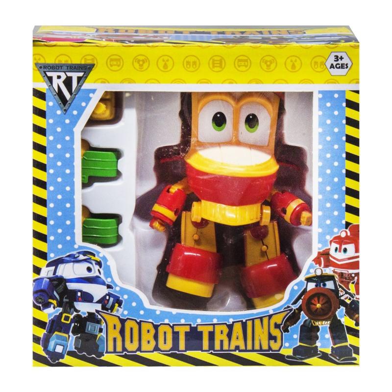 """Трансформер """"Robot Trains: Duck"""" 83168HC купить в магазине """"Пустун"""""""