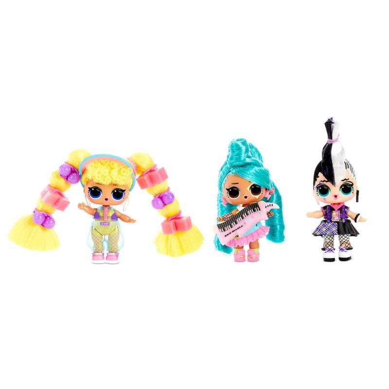 """Игровой набор l.o.l surprise! W1 серии remix hairflip  музыкальный сюрприз (566960) купить в магазине """"Пустун"""" Фото 2"""