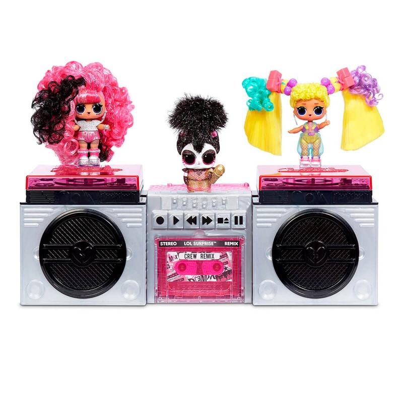 """Игровой набор l.o.l surprise! W1 серии remix hairflip  музыкальный сюрприз (566960) купить в магазине """"Пустун"""" Фото 14"""