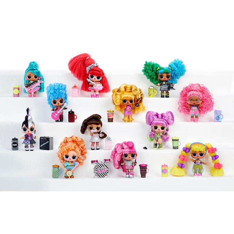 """Игровой набор l.o.l surprise! W1 серии remix hairflip  музыкальный сюрприз (566960) купить в магазине """"Пустун"""" Фото 15"""