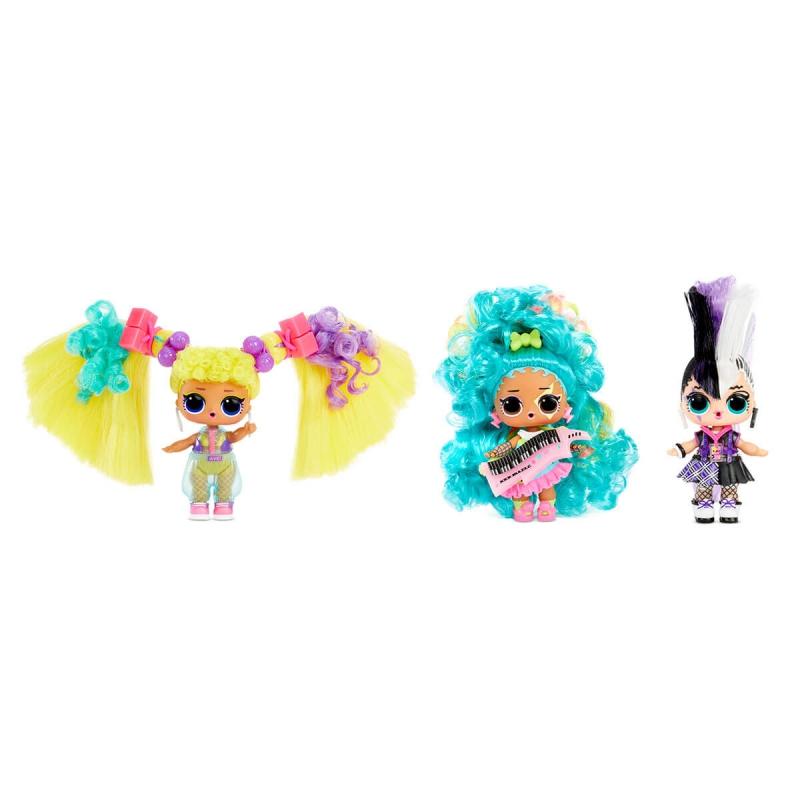 """Игровой набор l.o.l surprise! W1 серии remix hairflip  музыкальный сюрприз (566960) купить в магазине """"Пустун"""" Фото 3"""