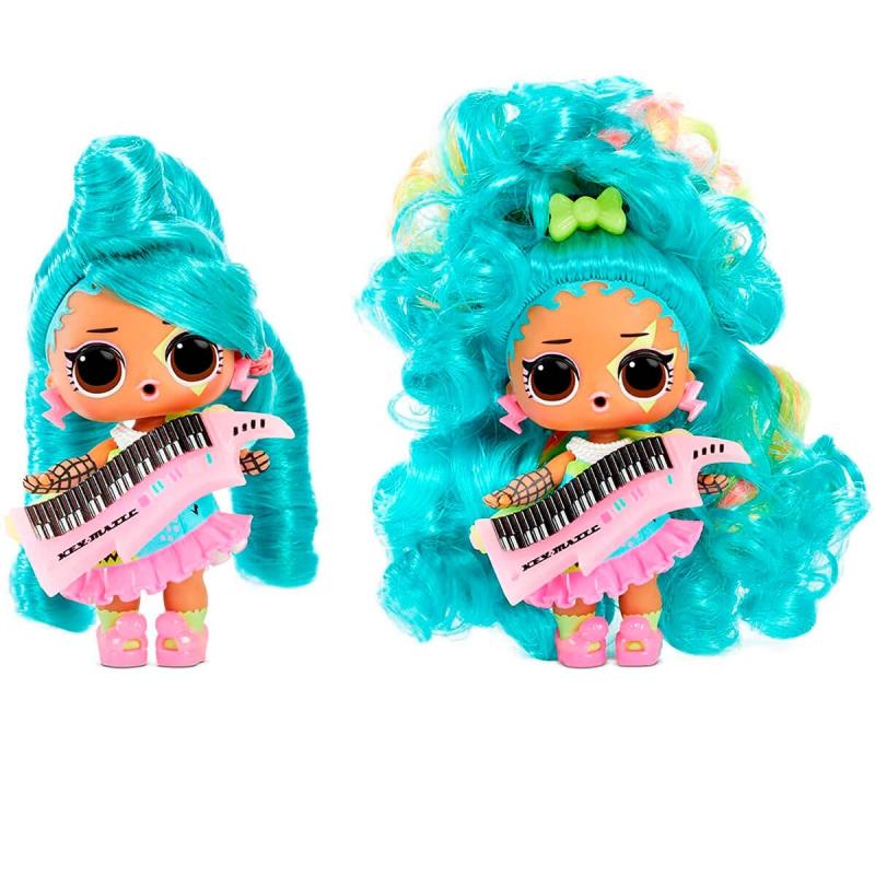 """Игровой набор l.o.l surprise! W1 серии remix hairflip  музыкальный сюрприз (566960) купить в магазине """"Пустун"""" Фото 4"""