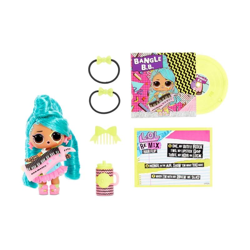"""Игровой набор l.o.l surprise! W1 серии remix hairflip  музыкальный сюрприз (566960) купить в магазине """"Пустун"""" Фото 10"""