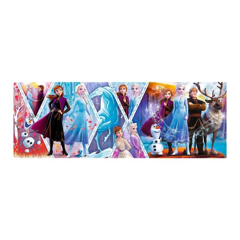 """Пазлы Trefl Панорама Ледяное сердце 2 1000 элементов (29048) купить в магазине """"Пустун"""" Фото 2"""