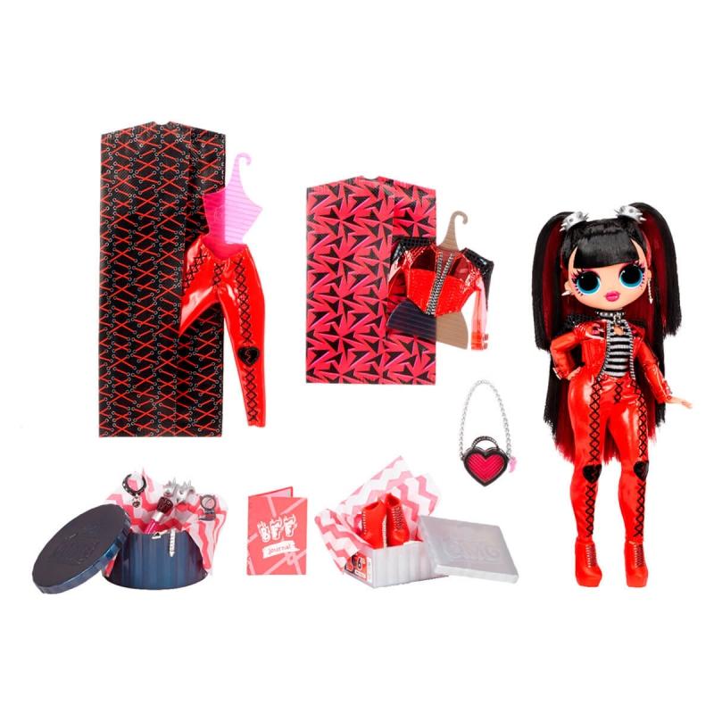 """Игровой набор с куклой L.O.L. Surprise! серии O.M.G. S4 – Спайси-Леди (572770) купить в магазине """"Пустун"""" Фото 5"""