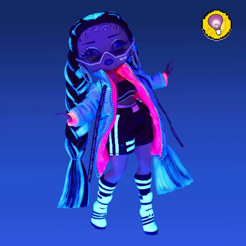 """Набор с куклой L.O.L. Surprise! серии O.M.G.Dance  Брейк-данс Леди (117858) купить в магазине """"Пустун"""" Фото 7"""