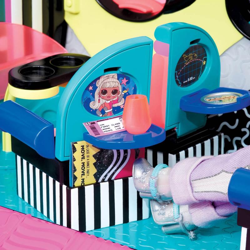 """Игровой набор L.O.L. Surprise! серии Remix  Самолет (571339) купить в магазине """"Пустун"""" Фото 10"""
