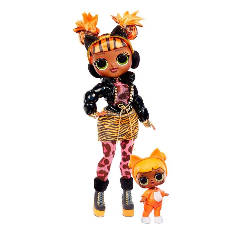 """Игровой набор с куклой L.O.L. Surprise! серии O.M.G Winter Chill – Леди-Китти (570271) купить в магазине """"Пустун"""" Фото 2"""