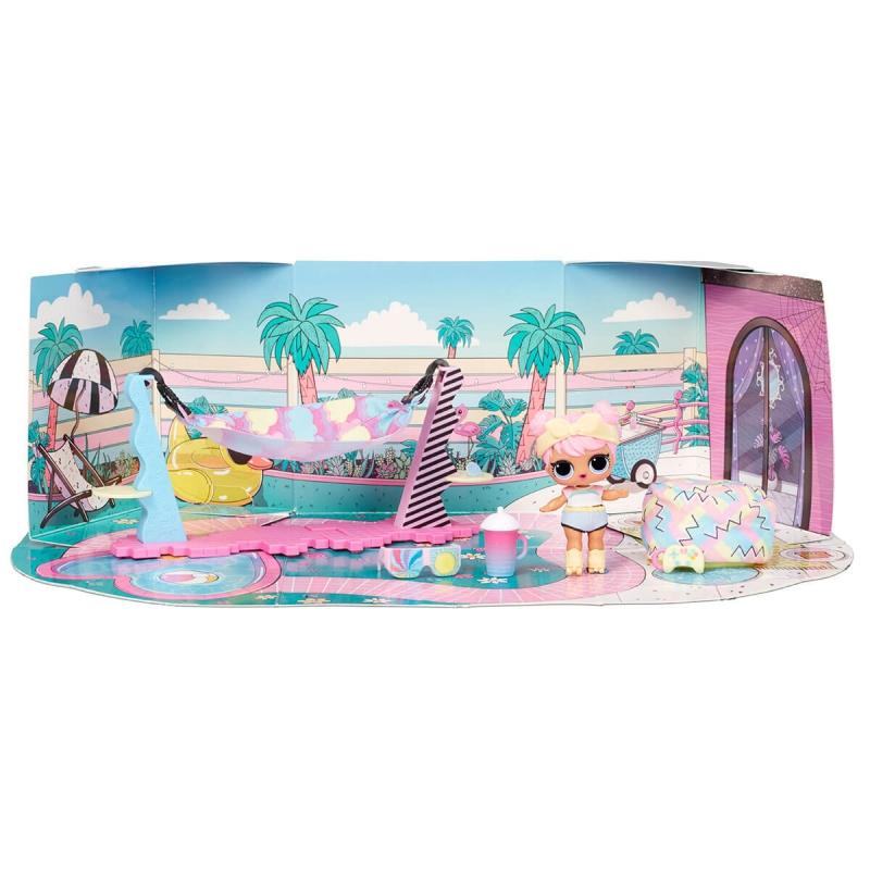 """Игровой набор с куклой L.O.L. Surprise! серии Furniture  Леди-Релакс (572633) купить в магазине """"Пустун"""" Фото 3"""