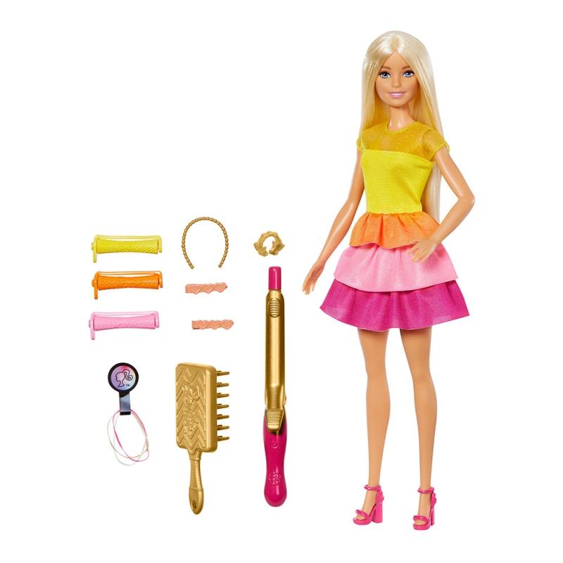 """Кукла Barbie Невероятные кудри (GBK24) купить в магазине """"Пустун"""""""