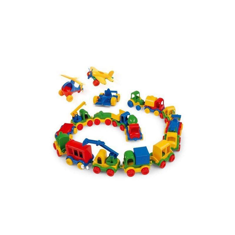 """Игрушечное авто Kid cars (39244) купить в магазине """"Пустун"""""""