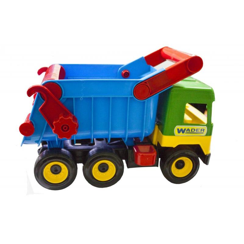 """Машинка игрушечная TIGRES Самосвал Middle truck (39222) купить в магазине """"Пустун"""""""