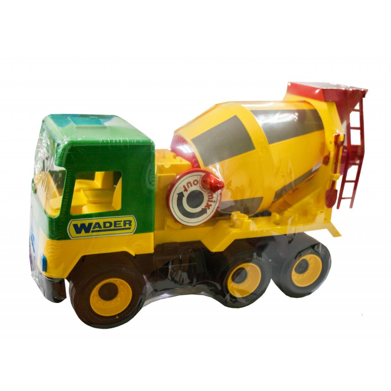"""Машинка Бетономешалка Middle truck (39223) купить в магазине """"Пустун"""""""
