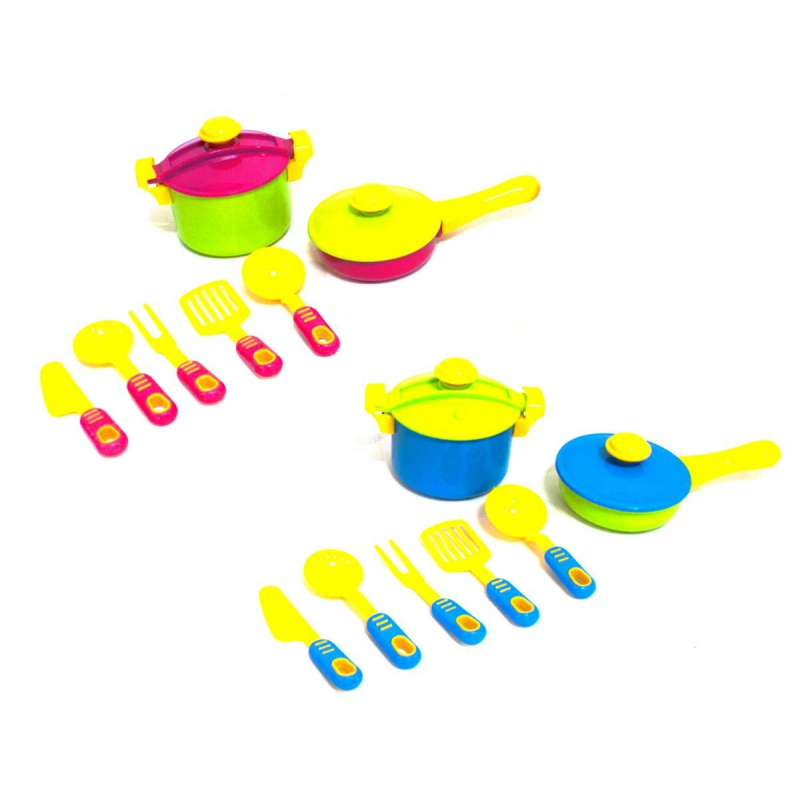 """Набор посуды """"Eva"""" (7 шт) KW-04-433 купить в магазине """"Пустун"""""""