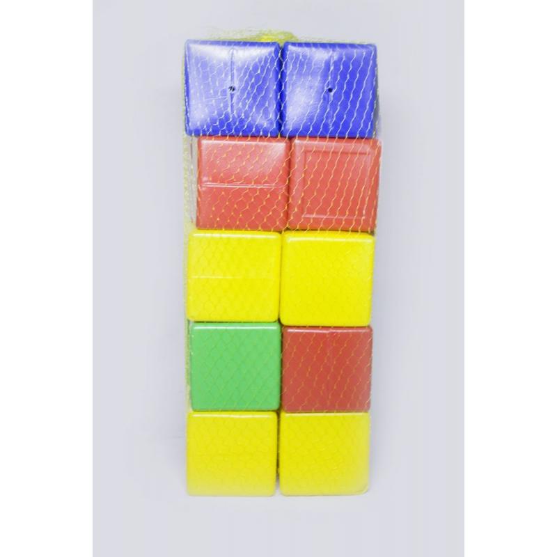 """Кубики цветные, 20 шт купить в магазине """"Пустун"""""""