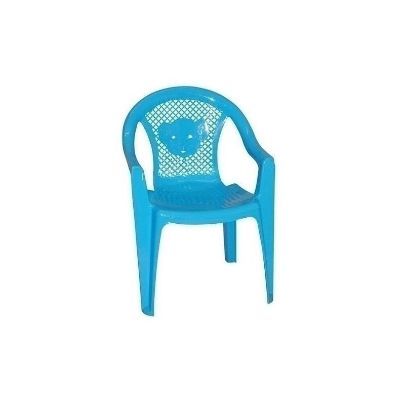 "Стул ""Тигренок"" синий KW-25-031 купить в магазине ""Пустун"""
