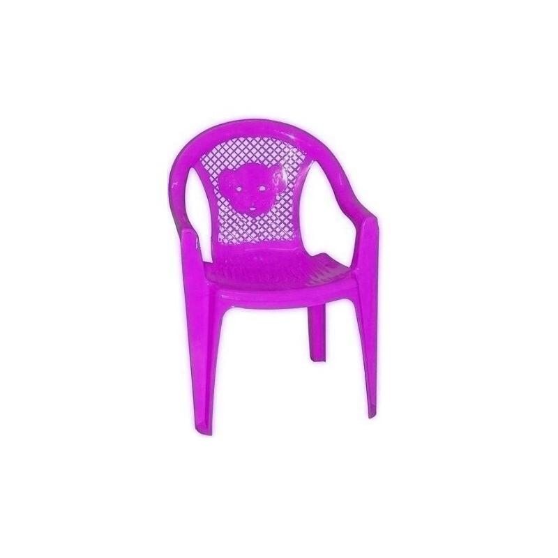"""Стул """"Тигренок"""" розовый KW-25-031 купить в магазине """"Пустун"""""""