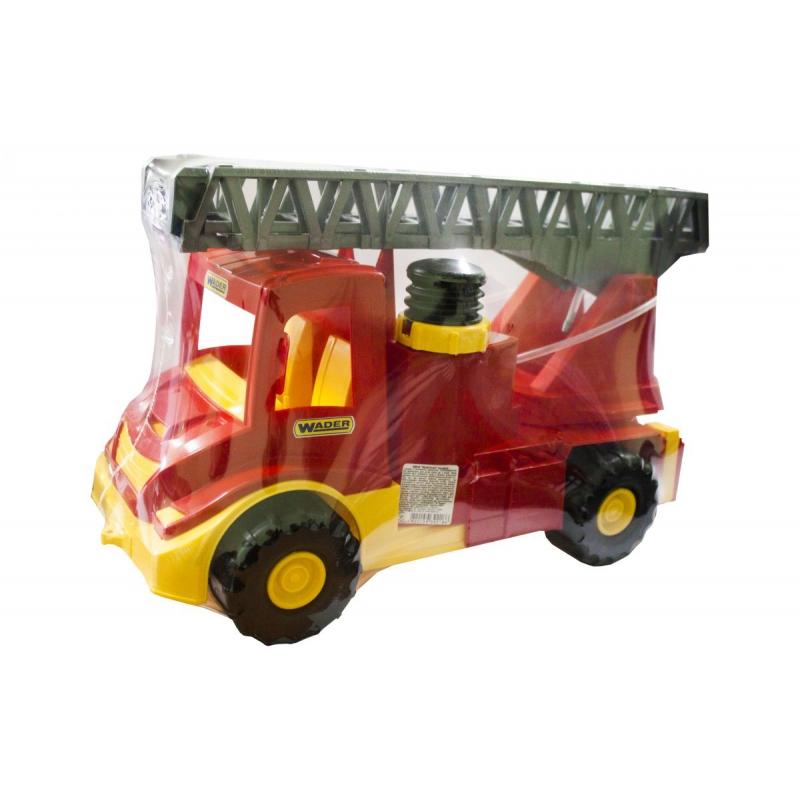 """Пожарная машина Multi Truck купить в магазине """"Пустун"""""""