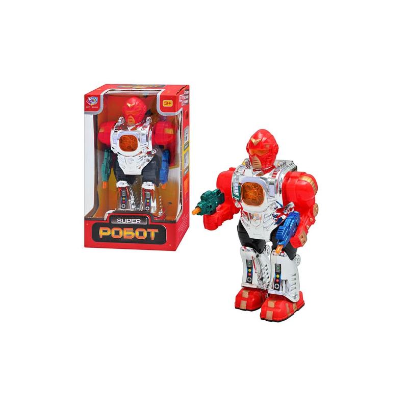 """Интерактивная игрушка Супер Робот купить в магазине """"Пустун"""" Фото 2"""