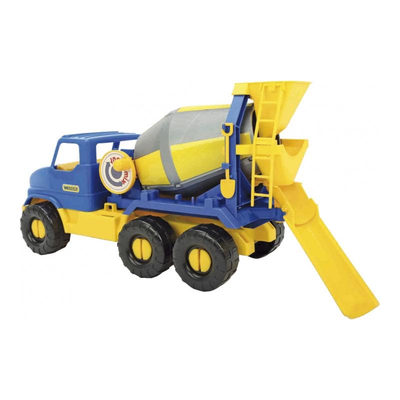 """Машинка Бетономешалка TIGRES City Truck (39395) купить в магазине """"Пустун"""""""