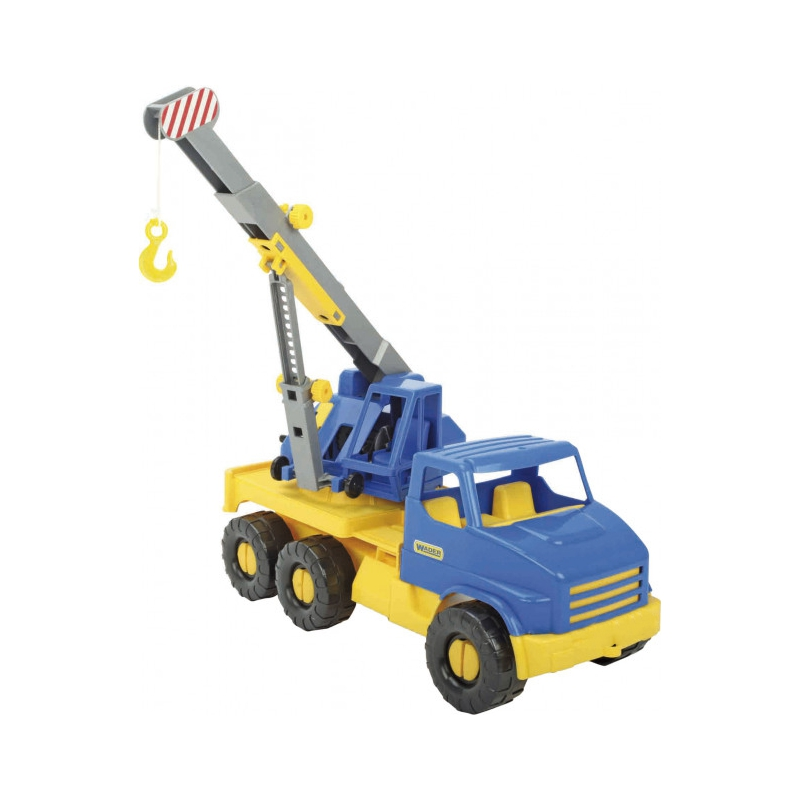 """Игрушечный Автокран TIGRES City Truck (39396) купить в магазине """"Пустун"""""""