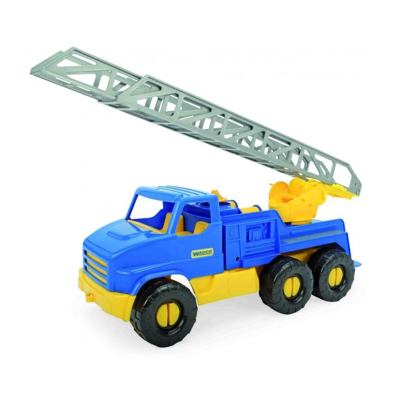 """Игрушечная пожарная машина TIGRES City Truck (39397) купить в магазине """"Пустун"""""""