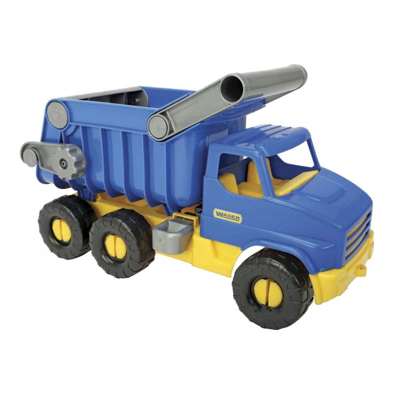 """Детская игрушечная машинка TIGRES самосвал City Truck (39398) купить в магазине """"Пустун"""""""