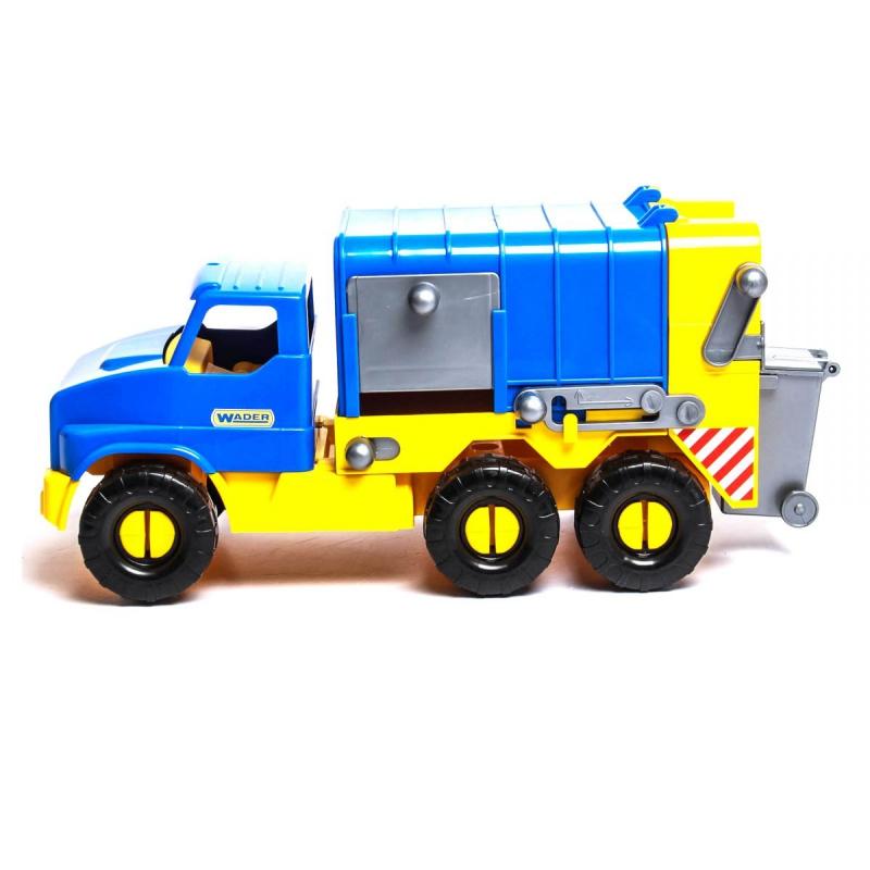 """Игрушечная машинка TIGRES Мусоровоз City Truck (39399) купить в магазине """"Пустун"""""""