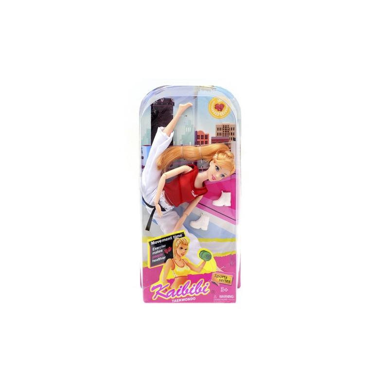 """Кукла спортсменка Kaibibi с аксессуарами купить в магазине """"Пустун"""""""