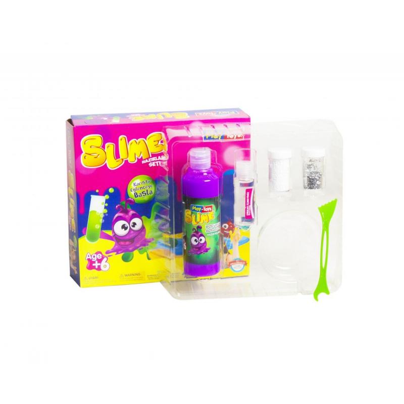 """Лизун своими руками Slime 4263 купить в магазине """"Пустун"""" Фото 2"""