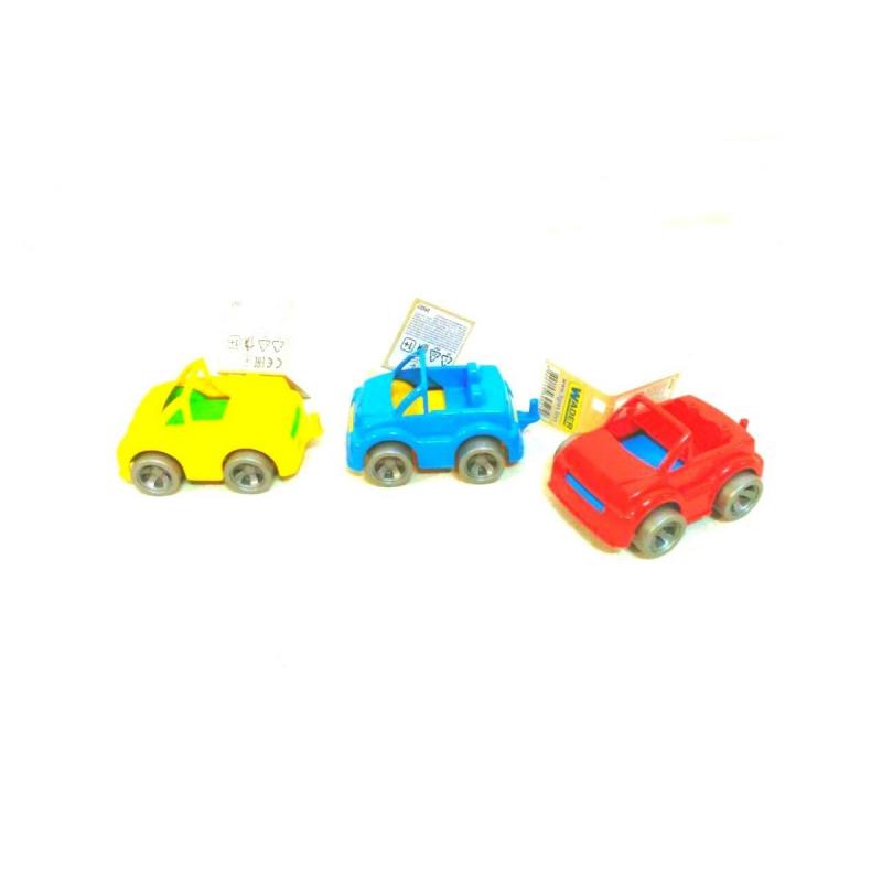 """Машинка TIGRES Kid cars Sport кабриолет (39527) купить в магазине """"Пустун"""""""