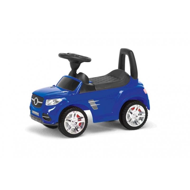 """Детская машинка-каталка (синяя) 2-001 купить в магазине """"Пустун"""""""
