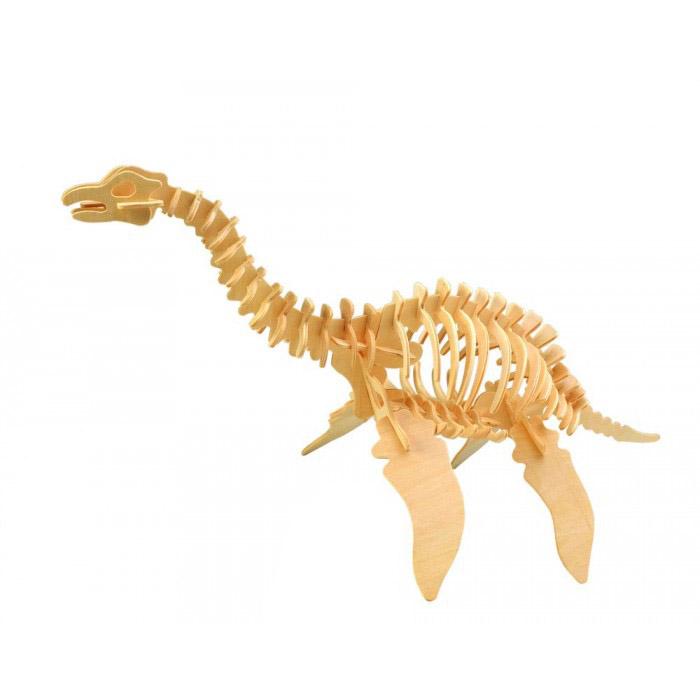 """3D пазл Плезиозавр купить в магазине """"Пустун"""""""
