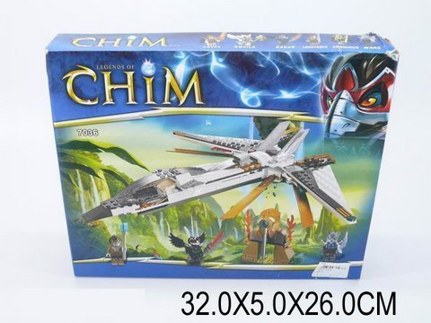 Конструктор Legends of Chim